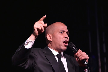 Cory Booker Busboys and Poets' Peace Ball: Voices of Hope and Resistance