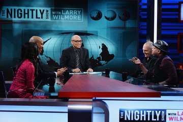 Cory Booker 'The Nightly Show with Larry Wilmore' Debut