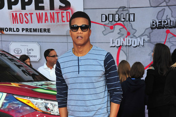 Cory Hardrict 'Muppets Most Wanted' Premieres in Hollywood — Part 3