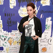 Cory Kennedy alice + olivia x Basquiat CFDA Capsule Collection Launch Party