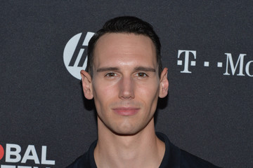 Cory Michael Smith 2017 Global Citizen Festival: For Freedom. For Justice. For All. - VIP Lounge