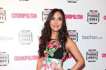 Myleene Klass Cosmopolitan Ultimate Women Of The Year Awards 2011 - Outside Arrivals