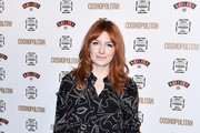 Alice Levine attends the Cosmopolitan Ultimate Women Of The Year Awards at One Mayfair on December 2, 2015 in London, England.