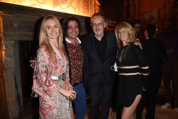 Costanza Etro GQ Party for Jim Moore and Milan Menswear Fashion Week Spring/Summer 2016