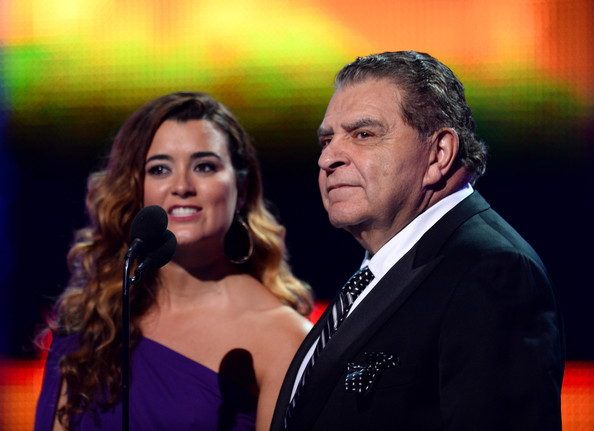 Photo of Cote de Pablo & his  Father  Francisco de Pablo