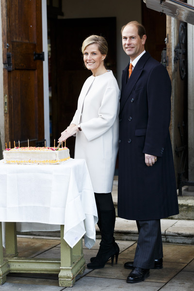 Sophie Countess of Wessex Celebrates Her 50th Birthday advise