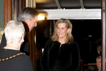 Countess of Wessex The Queen And Members Of The Royal Family Attend The Royal British Legion Festival Of Remembrance