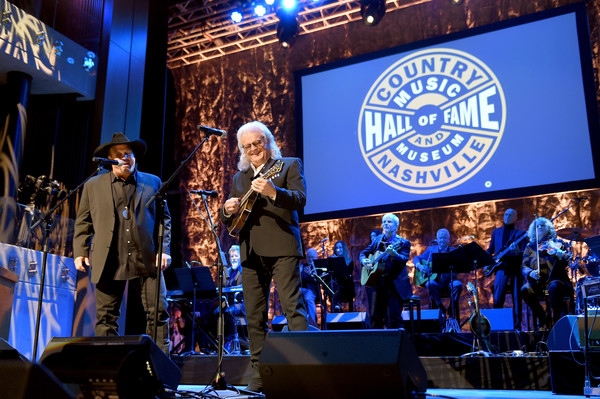 Country Music Hall Of Fame 2018 Medallion Ceremony Honors Inductees Johnny Gimble, Ricky Skaggs And Dottie West