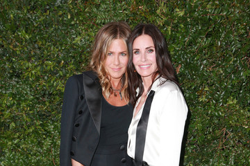 Courteney Cox Arquette CHANEL Dinner Celebrating Our Majestic Oceans, A Benefit For NRDC