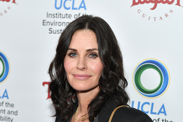 Courteney Cox UCLA's 2018 Institute Of The Environment And Sustainability (IoES) Gala - Arrivals