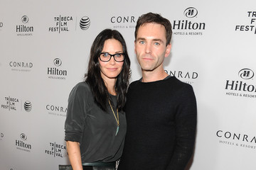 Courteney Cox Tribeca Film Festival LA Kickoff Reception
