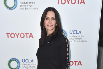 Courteney Cox UCLA Institute Of The Environment And Sustainability Celebrates Innovators For A Healthy Planet - Arrivals