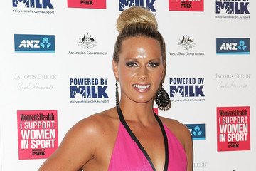 Courtney Hancock 'I Support Women In Sport' Awards