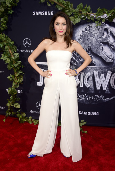 Premiere of Universal Pictures' 'Jurassic World' - Arrivals