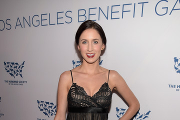Courtney J. Clark The Humane Society of the United States' Los Angeles Benefit Gala