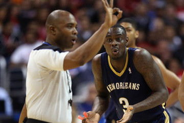 Courtney Kirkland New Orleans Pelicans v Los Angeles Clippers