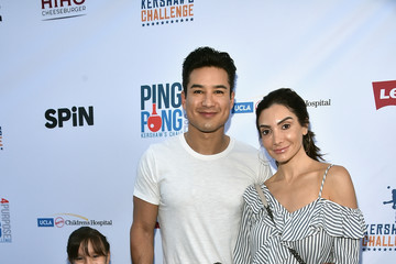 Courtney Lopez Clayton Kershaw's 6th Annual Ping Pong 4 Purpose