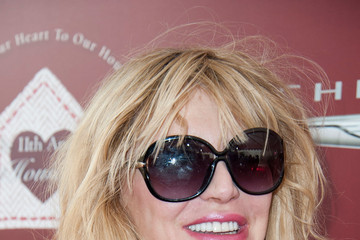 Courtney Love Arrivals at the John Varvatos Stuart House Benefit