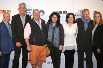 Courtney Sexton Amy Entelis CNN Films - Jeremiah Tower: The Last Magnificent at TFF Panel & Party