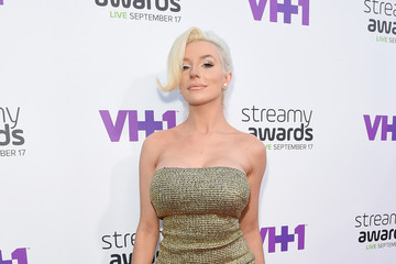 Courtney Stodden The 5th Annual Streamy Awards - Red Carpet