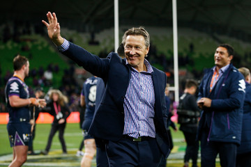 Craig Bellamy NRL Qualifying Final - Storm vs. Rabbitohs