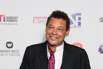 Craig Charles Legends of Football - Red Carpet Arrivals