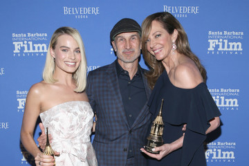 Craig Gillespie Margot Robbie Belvedere Vodka Celebrates Margot Robbie & Allison Janney At The Santa Barbara International Film Festival