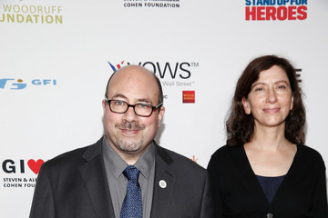 Craig Newmark The New York Comedy Festival And The Bob Woodruff Foundation Present The 12th Annual Stand Up For Heroes Event