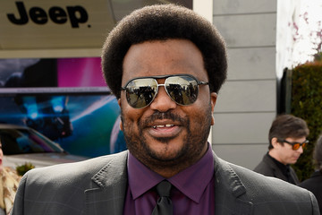 Craig Robinson 2017 Film Independent Spirit Awards  - Cocktail Reception
