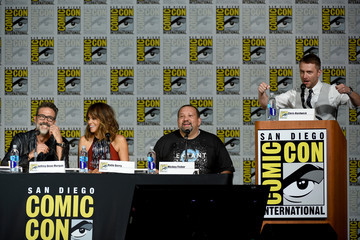 """Craig Shapiro Comic-Con International 2015 - 'Extant,' """"Limitless,' 'Scorpion,' 'Under The Dome' and 'Zoo'"""