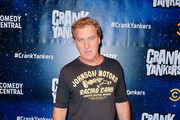 Jim Florentine attends 'Crank Yankers' 2019 Premiere Party at Two Bit Circus on September 24, 2019 in Los Angeles, California.