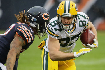 Cre'von LeBlanc Green Bay Packers v Chicago Bears