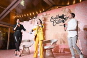Jaclyn Johnson and Ashley Gra attend Create & Cultivate New York presented by Mastercard at Industry City on May 04, 2019 in Brooklyn, New York.