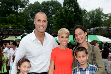 Cristen Chin Barker Jessica And Jerry Seinfeld Host The 2014 Baby Buggy Bedtime Bash Sponsored By Sprout