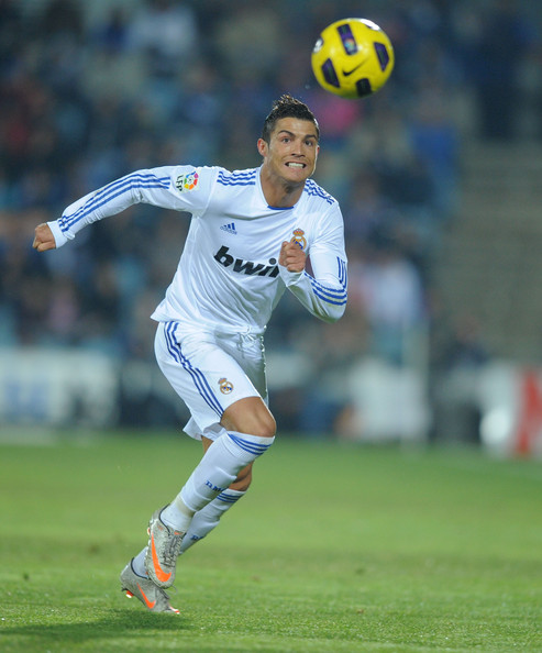 cristiano ronaldo real madrid 7 2011. Cristiano Ronaldo of Real