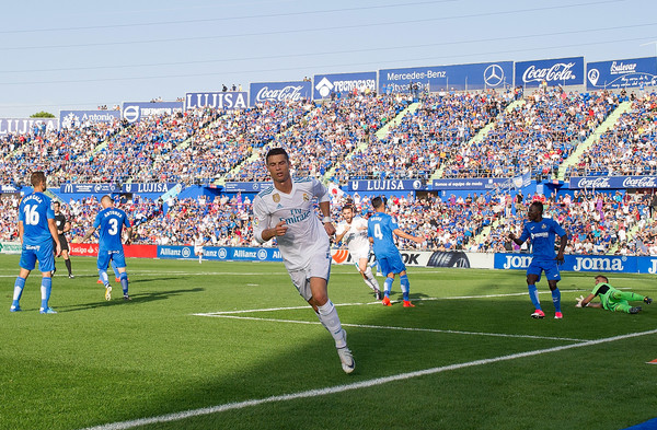 Getafe v Real Madrid - La Liga