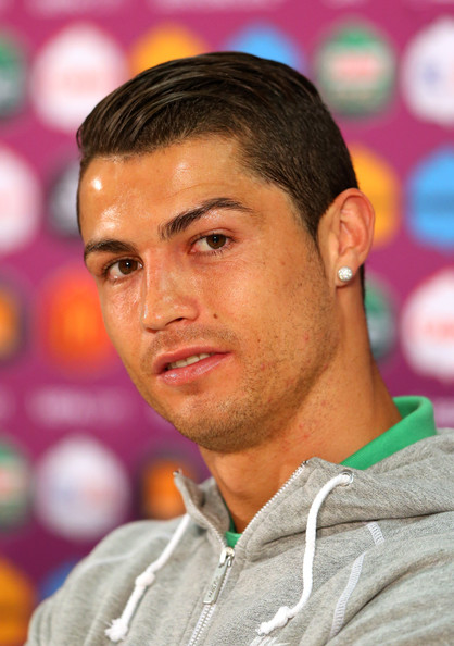 Cristiano Ronaldo   Portugal Training And Press Conference   Group B