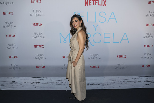 'Elisa Y Marcela' Of Isabel Coixet By Netflix - Barcelona Special Screening