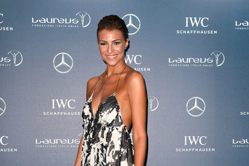 Cristina Chiabotto Laureus Charity Event