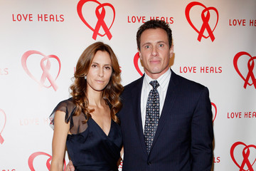 Chris Cuomo with beautiful, Wife Cristina Greeven Cuomo