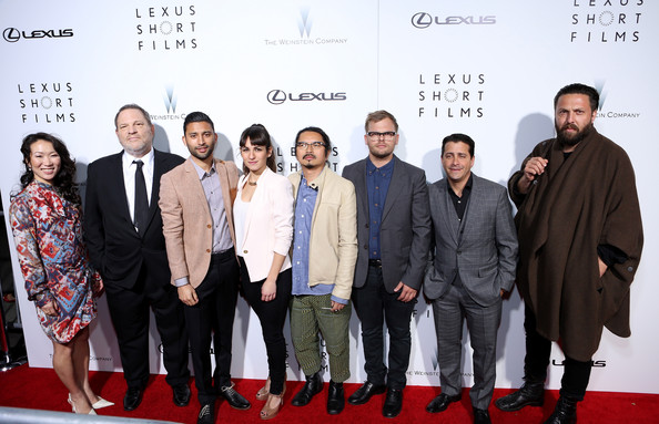 "The Weinstein Company & Lexus Present Lexus Short Film Series ""Life Is Amazing"""