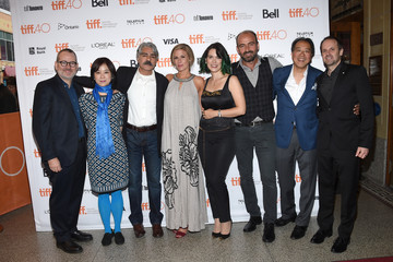 "Cristina Pato 2015 Toronto International Film Festival - ""The Music of Strangers: Yo-Yo Ma And The Silk Road Ensemble"" Photo Call"