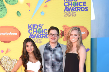 Cristine Prosperi Nickelodeon's 28th Annual Kids' Choice Awards - Arrivals
