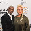 Vondie Curtis-Hall and Kasi Lemmons Photos