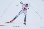 (FRANCE OUT) Marcus Hellner of Sweden competes during the FIS Nordic World Ski Championships Men's Cross-Country Distance Free on February 25, 2015 in Falun, Sweden.