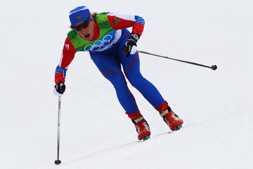 Olga Savialova Cross-Country Skiing - Day 4