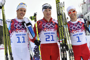 Dario Cologna Martin Johnsrud Sundby Photos Photo