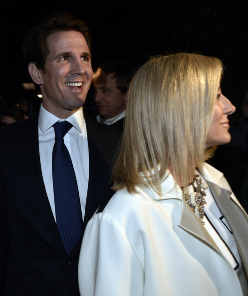 Royal Documentary Screening in Athens [sofia of spain attends a documentary,hair,suit,formal wear,hairstyle,tuxedo,blond,chin,fashion,event,fun,queen,marie-chantal claire,father,paul i,crown prince,pavlos,greece,athens,screening]