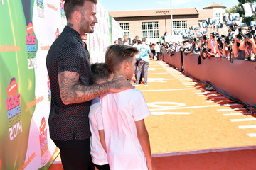 Cruz Arrivals at the Nickelodeon Kids' Choice Sports Awards — Part 2