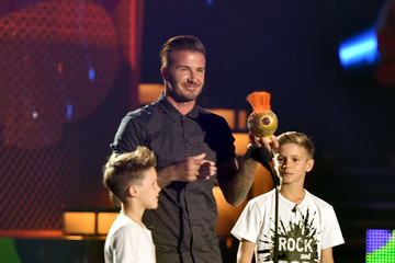 Cruz Nickelodeon Kids' Choice Sports Awards Show
